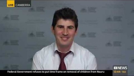 Interview - Infection Research - Dr Nicholas Cox